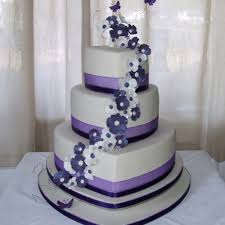 beautiful white and purple wedding cakes. Download Prettyheartcakeforweddingpurple Throughout Beautiful White And Purple Wedding Cakes