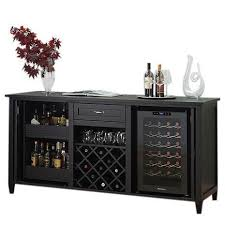 large wine refrigerator. Contemporary Large Firenze Wine And Spirits Credenza With Refrigerator Nero  Good  Coolers For Large R