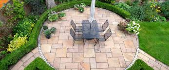 how to clean decorative stone pavers
