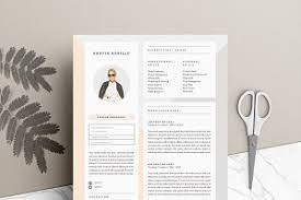 Resume Template 5pages | Modern Muse