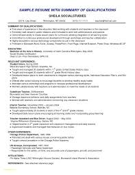 Professional Summary Template Lovely Professional Summary Template Professional Summary Template 7