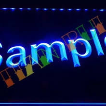 custom neon sign — купите custom neon sign с бесплатной ...