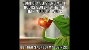 kermit meme none of my business drama. Fine Meme The Frog And Teacup Emoji Is A Shorthand Way Of Saying Something Sarcastic  Without Going To The Effort Making Meme Image Intended Kermit Meme None Of My Business Drama
