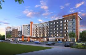 hyatt place and hyatt house will be coming to the yard at fishers district