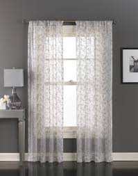 amazing design embroidered sheer curtains awesome ideas lanai fl curtain panel curtainworks com
