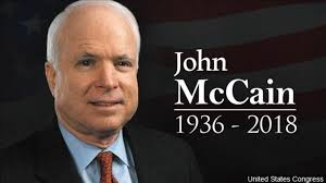 「mccain funeral」の画像検索結果