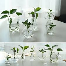 architecture incredible how to decorate a glass vase flower pot planter crystal home decoration wedding fish