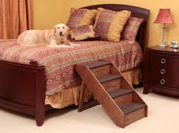 small dog furniture. Image Of: Small Dog Stairs For High Beds Furniture
