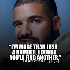 Drake Quotes Beauteous Drake Picture Quotes