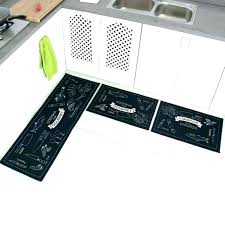 non slip runner small kitchen rugs and runners mats piece mat rubber backing doormat rug