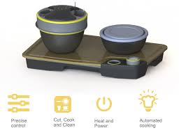 Micro Kitchen Kitchen Of The Future Is Totally Portable Business Insider