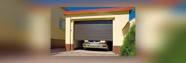 rollup garage doorNEW rollup garage door by WISNIOWSKI  WISNIOWSKI