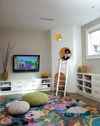 playroom area rug kids playroom large fl area rug knit poufs custom kids play house with
