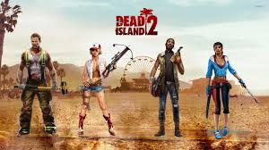 hd wallpaper dead island 2 video game art hero