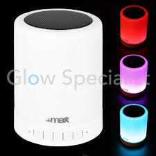 Mx6 Bluetooth Speaker With Mood Light