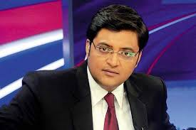 Image result for republic tv arnab goswami IMAGE