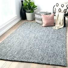 chevron jute rug chevron jute rug juniper home black silver wool handmade area 8 handwoven jagged