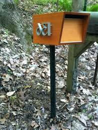 modern mailbox ideas. Contemporary Modern Mailbox Ideas P