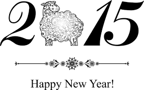 2015 Sheep Year Background Creative Vector Free Vector In Adobe