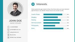Powerpoint Resume Nardellidesign Com