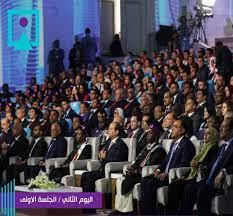 محافظ أسيوط يشارك في المؤتمر الأول لمبادرة حياة كريمة على هامش المؤتمر  الوطني السابع للشباب بالعاصمة الادارية