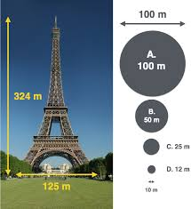 eiffel tower size what your bones have in common with the eiffel tower empirical zeal