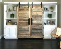 best barn door hardware modern farmhouse storage cabinet white bookcase sliding built in plans st with white farmhouse sliding door cabinet