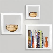 Floating Shelves For Picture Frames Simple Amazon Sorbus Floating Shelves Square Shaped Hanging Wall