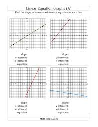graphing linear equations worksheets graphing systems of equations worksheet abitlikethis