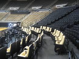 Purdue Basketball Club Seating At Mackey Arena