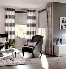 Wohnzimmer Deko Ideen Für Apartments Große Gardinen Modern Trend Fur