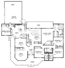 House plan 91750 country ranch plan with 3188 sq ft 5 bedrooms