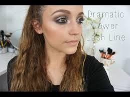 soft green hues easy makeup tutorial
