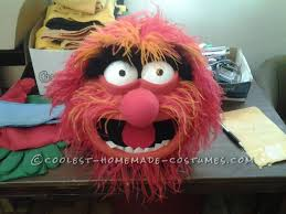 animal muppet costume. Unique Muppet With Animal Muppet Costume