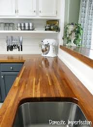 butcher block counters laminate countertops home depot my two years later