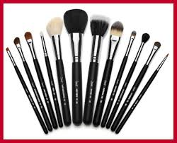 crown makeup brushes. what make-up brushes do you use ? crown makeup l