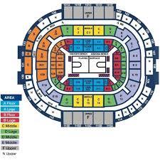 Arizona Mckale Center Seating Chart Mckale Center Tucson Tickets Schedule Seating Chart