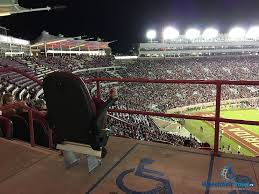 Doak Campbell Stadium Virtual Seating Chart Accessible Gameday Florida State Seminoles College Football