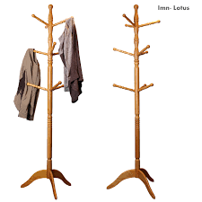 Standing Coat Rack Diy Coat Rack Ideas With Unique Shape Univind Wooden Coat And Hat 95