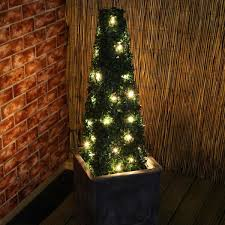 Decoration Artificial Topiary Trees  Med Art Home Design PostersArtificial Topiary Trees With Solar Lights