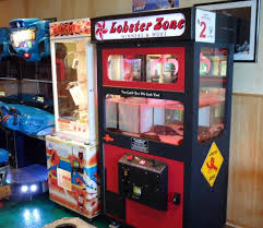 Lobster Vending Machine Mesmerizing Visit A Bar Catch A Lobster Maybe