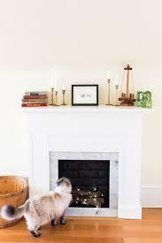 artistic faux fireplace mantels in fake diy mantel shelf templum