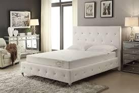 upholstered full bed  bedspreads