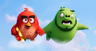 'The Angry Birds Movie 2