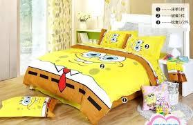 spongebob comforter queen bedding kids queen size bedding sheets comforter set duvet cover set bed sets spongebob comforter
