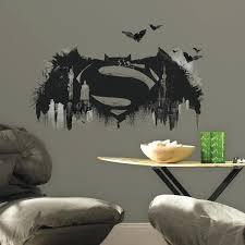 wall sticker superhero wall stickers canada batman wall decal