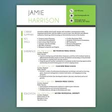 Teacher Resume Template Resume With Free Cover Letter And References Instant Download Ms Office Harrison