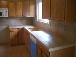 tile over formica countertop creative install ceramic tile over and kitchen