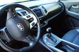 kia sportage interior 2013. 2013 kia sportage xs dash interior