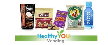 Best Selling Snacks Vending Machines Beauteous 48 Healthy Snacks For Back To School HealthyYOU Vending
